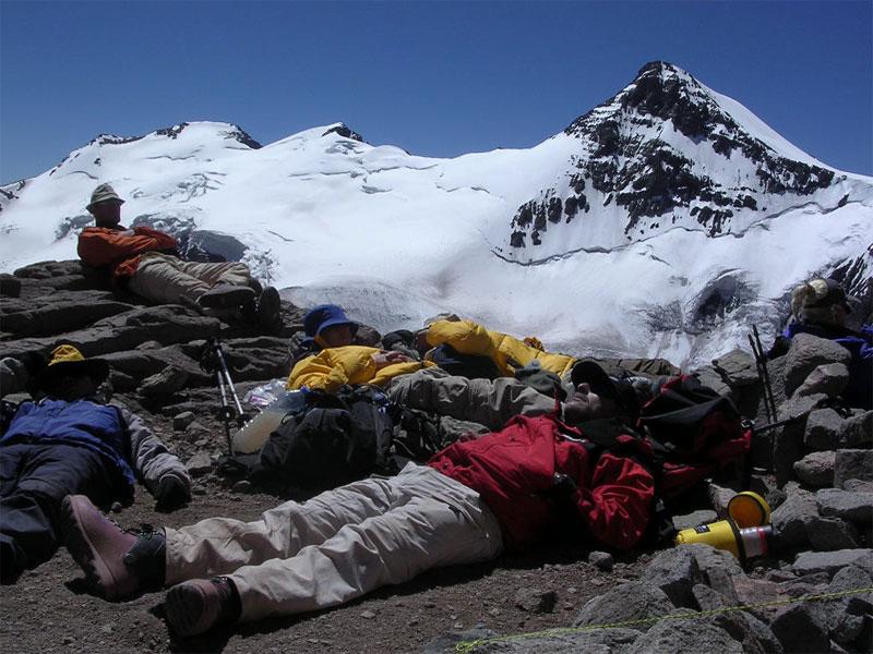 Climb Aconcagua By The Normal Route Aconcagua Treks