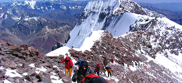 Aconcagua by the Normal Route